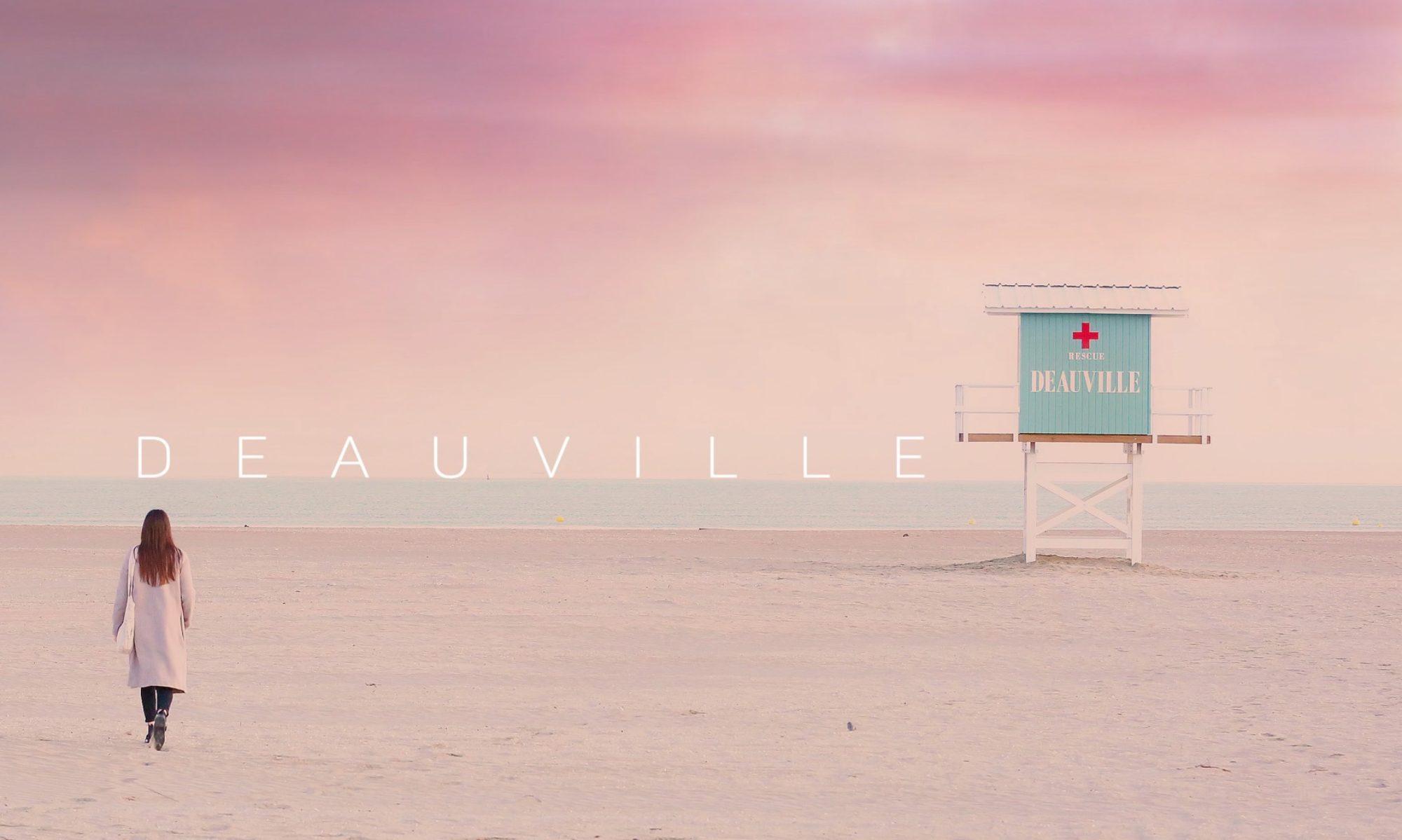 Chasse au trésor Deauville
